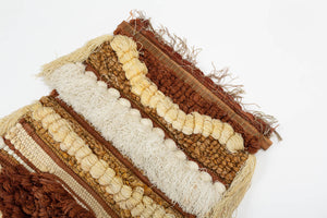 Margo O'Connor Fiber Art Wall Hanging
