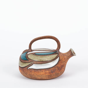 Studio Pottery Stoneware Pitcher