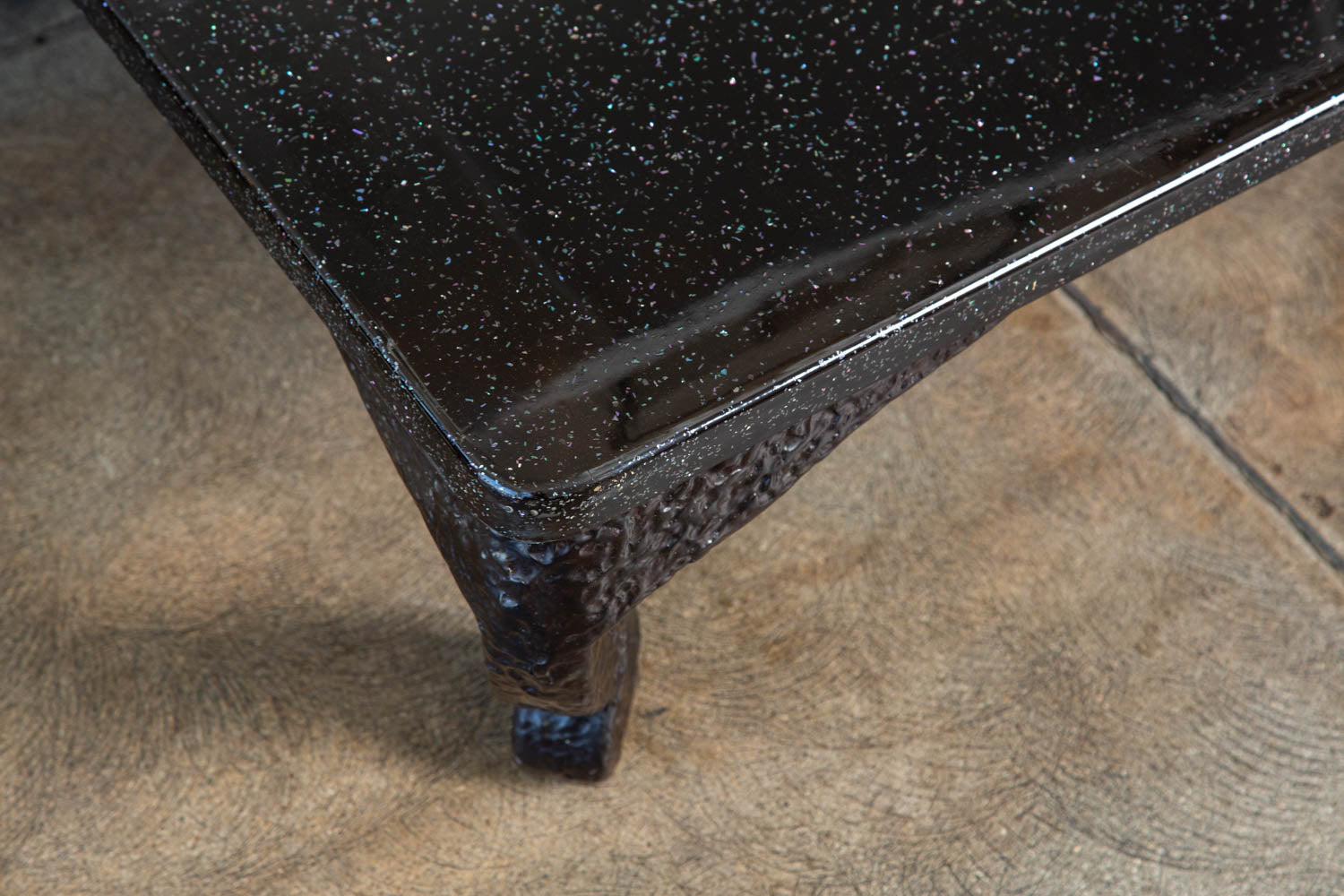 Japanese Resin Coffee Table