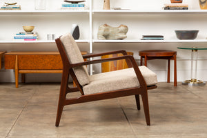 Pair of Ib Kofod-Larsen Lounge Chairs