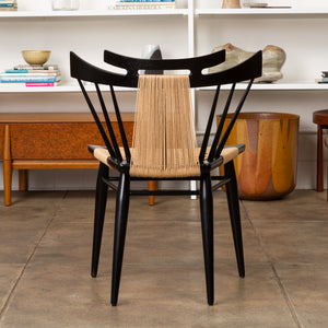 "Edmund Spence Set of Four ""Yucatan"" Chairs"