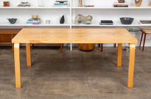 Alvar Aalto Birch Dining Table for Artek