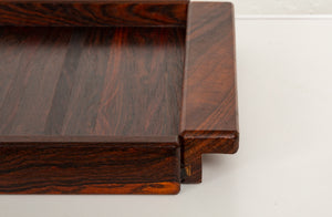 Don Shoemaker Rosewood Tray for Señal
