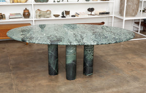 Mario Bellini Marble Dining Table