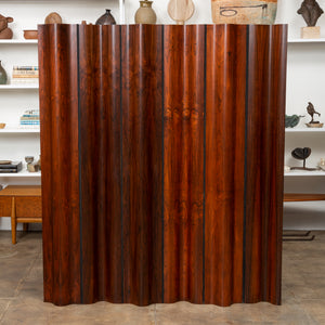 Pre-Production Eames Rosewood Folding Screen for Herman Miller
