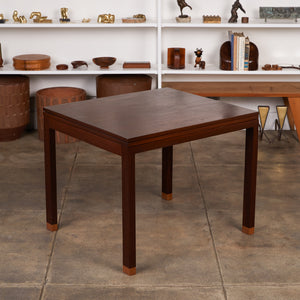 Edward Wormley for Dunbar Flip-Top Dining Table