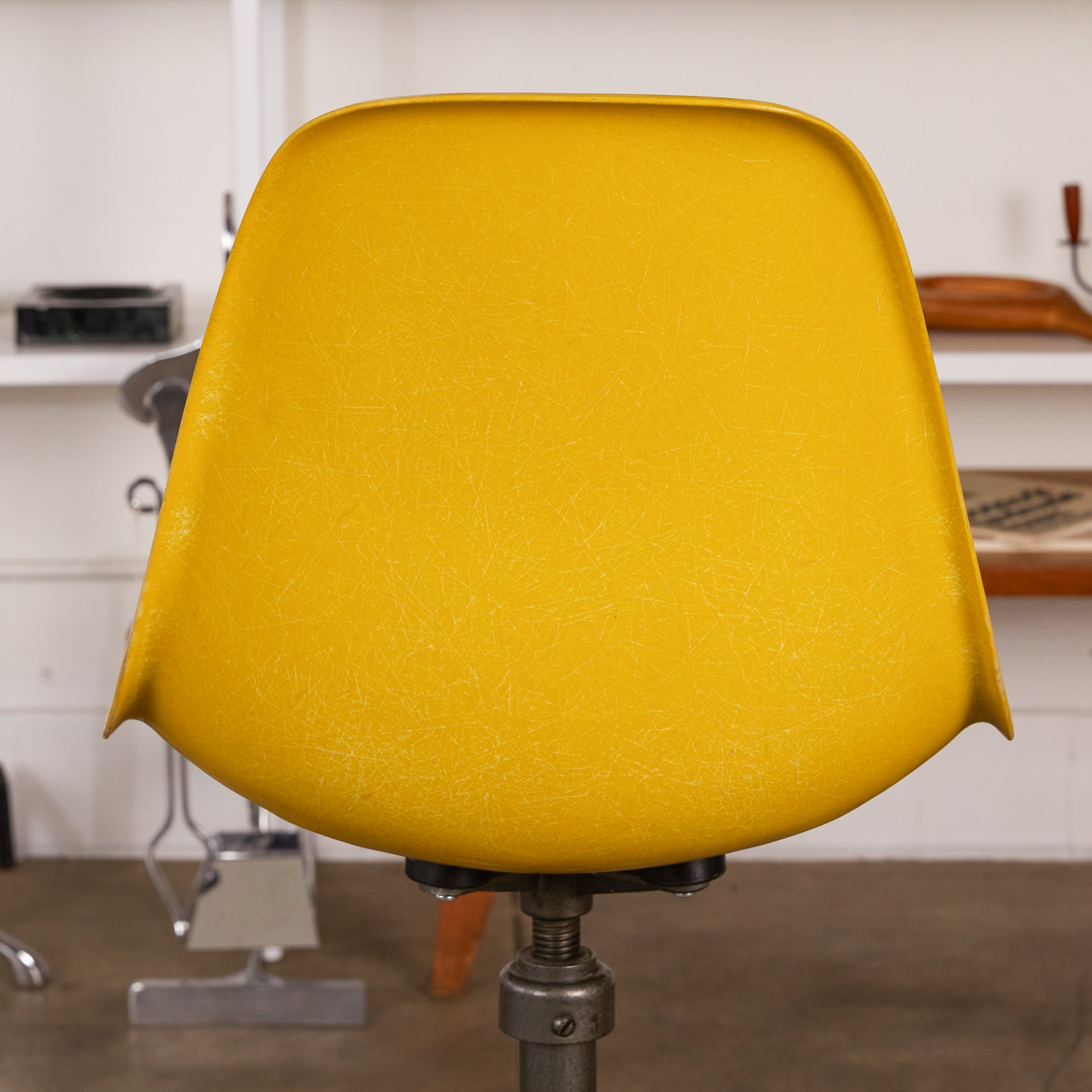 Eames Drafting Stools for Herman Miller