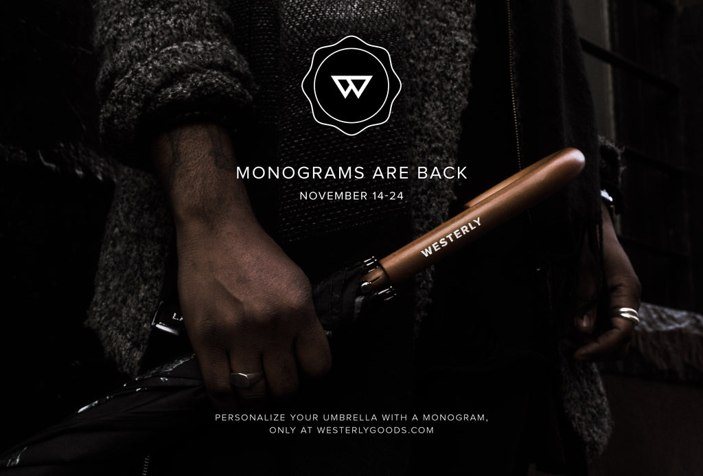Monograms by Westerly Goods