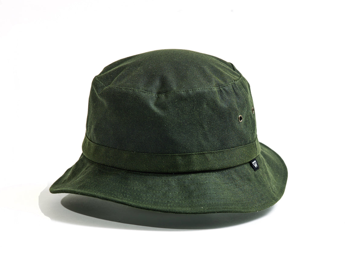 Rover Hat Evergreen Westerly Goods Can
