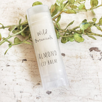 Almond  Natural Lip Balm