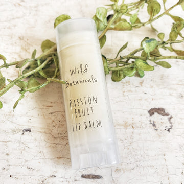 Passion Fruit  Natural Lip Balm