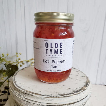 Hot Pepper Jam