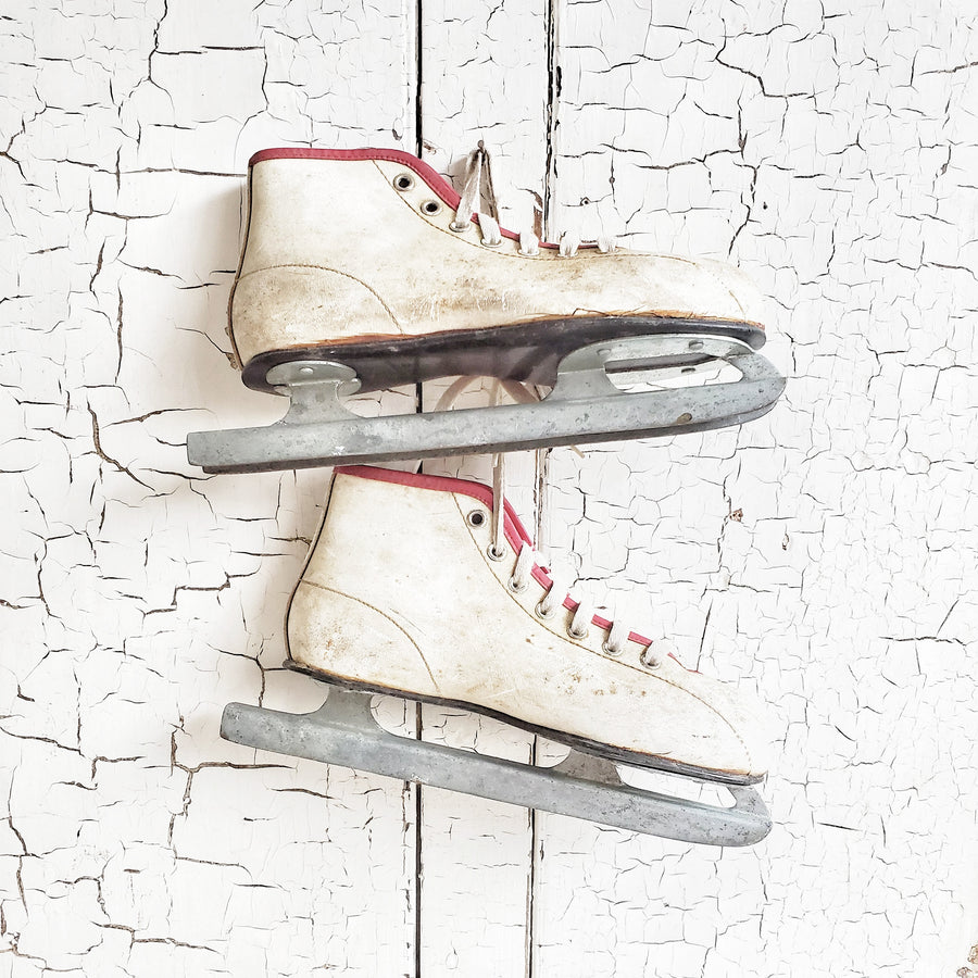 Vintage Ice Skates- Childs size