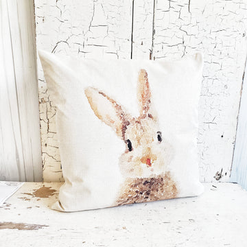 Cute Bunny Pillow