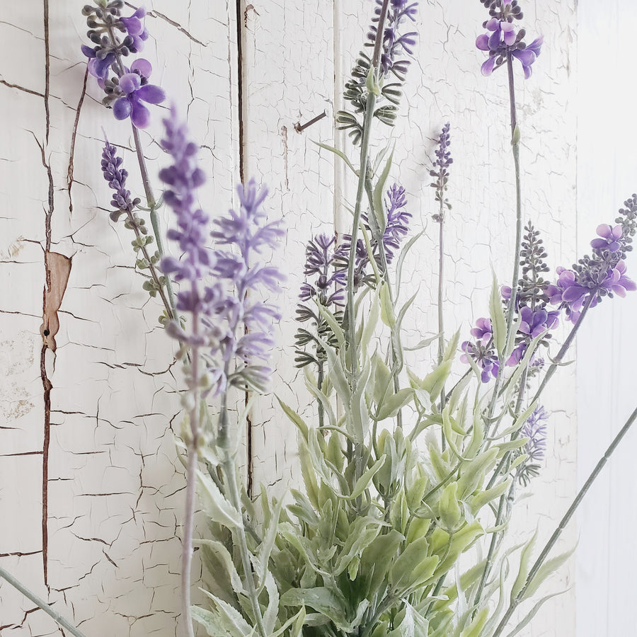 Large Lavender Spray