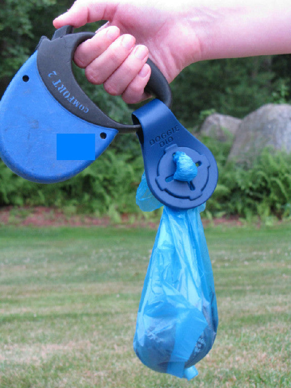 Hands Free Pet Waste Bag Carrier - A Pet's World