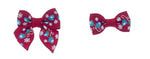 Load image into Gallery viewer, Dog Hair Bows-Mitten Printed Grosgrain - A Pet's World