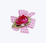 Load image into Gallery viewer, Dog Hair Flowers- Petal Flowers with Pearls - A Pet's World