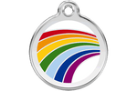 Load image into Gallery viewer, Designer Enamel Pet ID Tags - A Pet's World