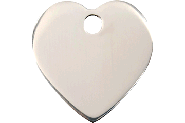 Stainless Steel Pet ID Tags - A Pet's World