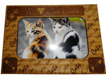 Load image into Gallery viewer, Magnetic 3 X 5 Photo Mattes for Cats and Dogs - A Pet's World