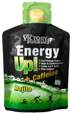 Energy Up gel Cafeína