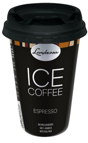 Espresso Ice Coffee