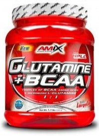 Glutamine + BCAA Powder