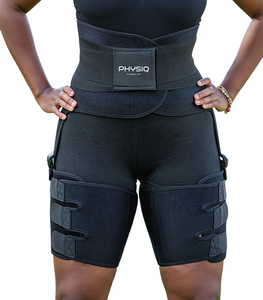 Waist and thigh trainer for exercise. Best shapewear for weight loss. Fat burning belts for stomach and thigh belts.