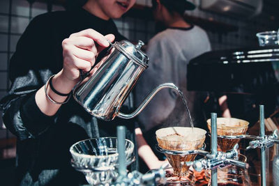 Welcome to the community: Why good coffee tastes so much better with others