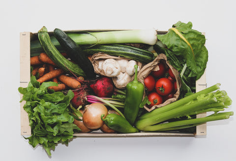 Organic Vegetable Box