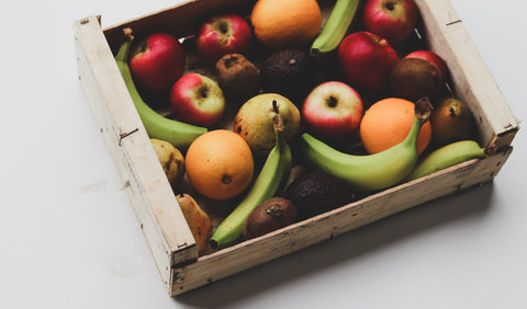 Organic Fruit Box