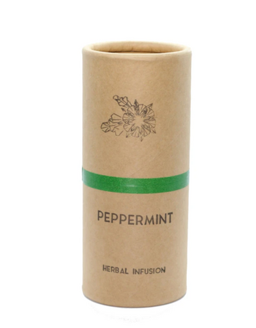 Black Dog Tea: Peppermint Herbal Infusion Gift Packs