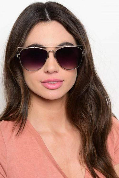 Double Bridge Sunglasses - Sixbows.com
