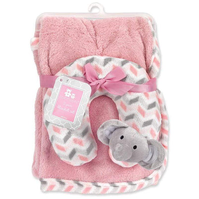 2-PIECE BLANKET SET - Sixbows.com