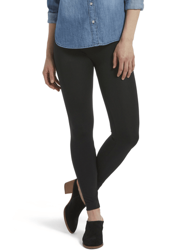 Hue BRUSHED SEAMLESS LEGGINGS - SOLIDS - Sixbows.com