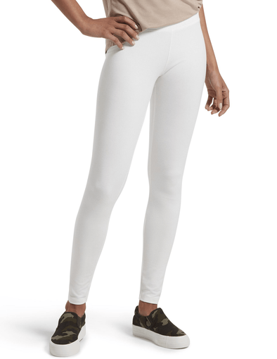 HUE ULTRA LEGGINGS WITH WIDE WAISTBAND - Sixbows.com