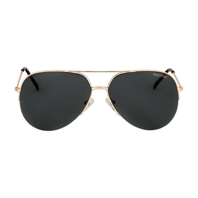 Kenneth Cole Reaction Metal Frame Green Len's Sunglasses - Sixbows.com