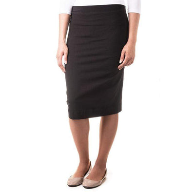 WOMEN'S COTTON PENCIL SKIRT - Sixbows.com