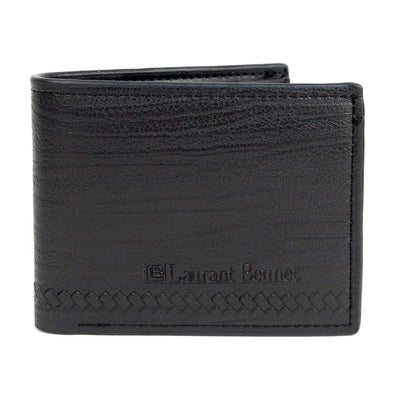 Men's Bi-Fold Leather Wallet - Sixbows.com