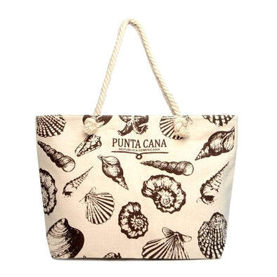 Seashells Tote Bag - Sixbows.com