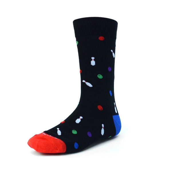Men's Bowling Premium Collection Socks - Sixbows.com