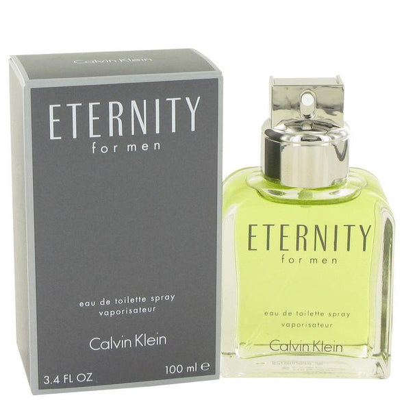 Eternity Cologne by Calvin Klein - Sixbows.com
