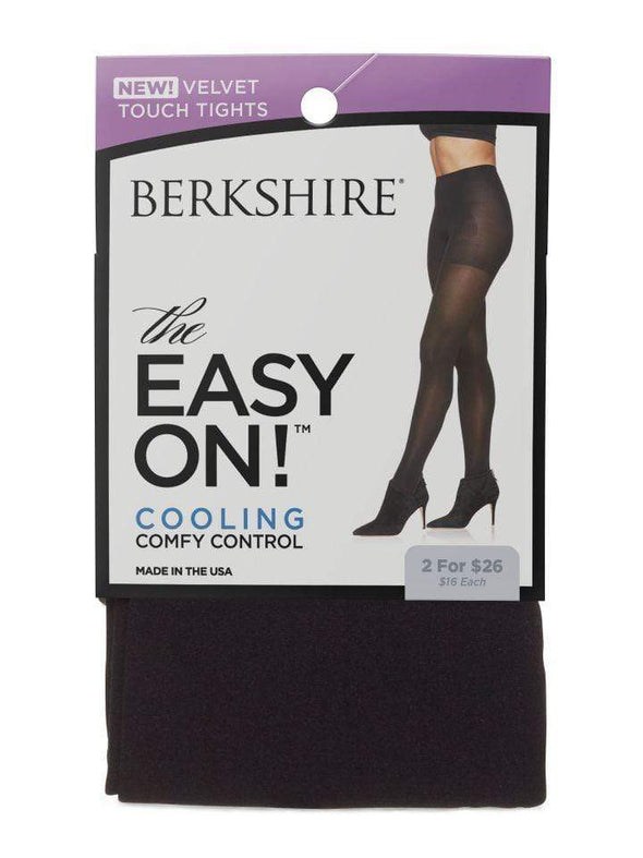 60 Denier Velvet Touch Tights By Berkshire - Sixbows.com