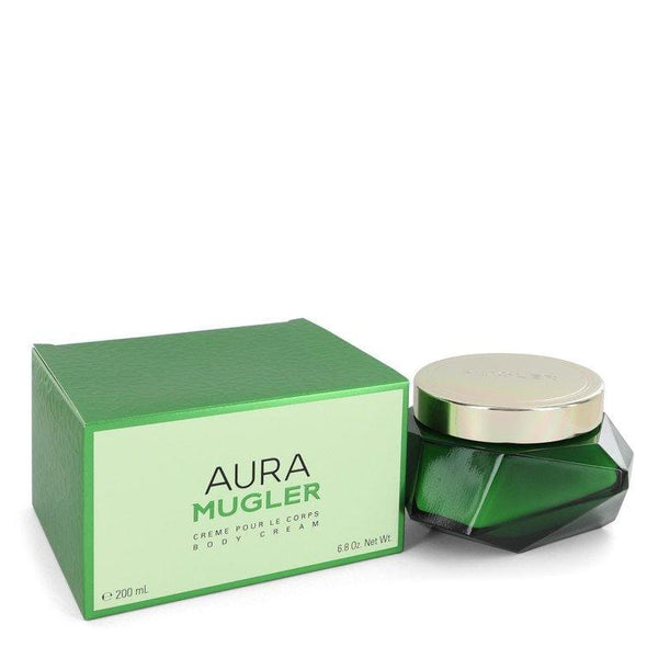 Mugler Aura 6.8 oz Body Cream - Sixbows.com
