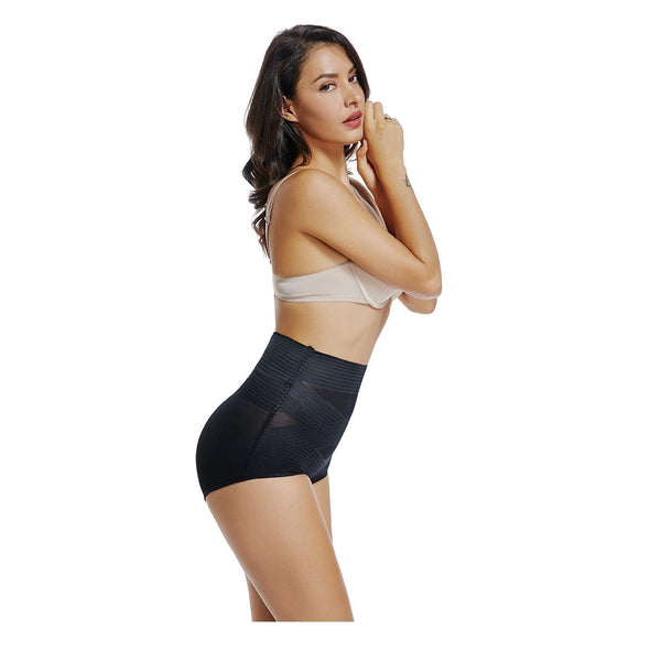 HIGH-WAIST SHAPER BRIEF - Sixbows.com