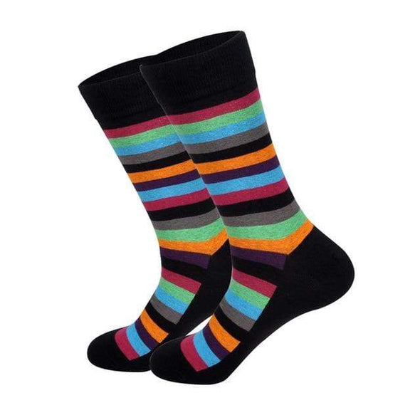 Layered Dress Socks - Sixbows.com