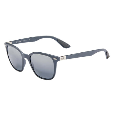 Ray-Ban Matte Dark Grey Sunglasses - Sixbows.com
