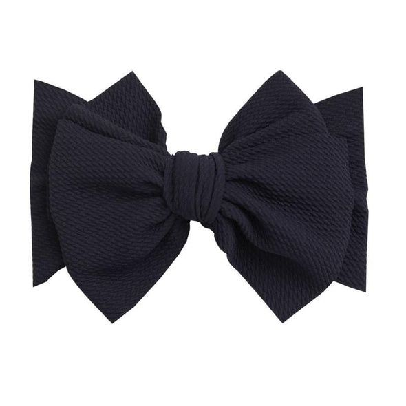 LULU HEADWRAP - NAVY - Sixbows.com