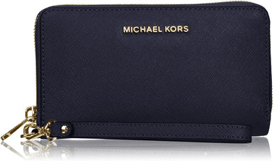Visit the Michael Kors Store Luggage Michael Kors Women's Jet Set Wallet